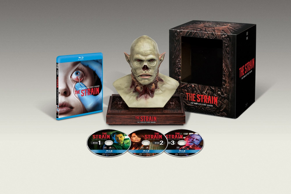 Strain Collectors 1 - The Strain Gets a To Die For Collector's Edition!