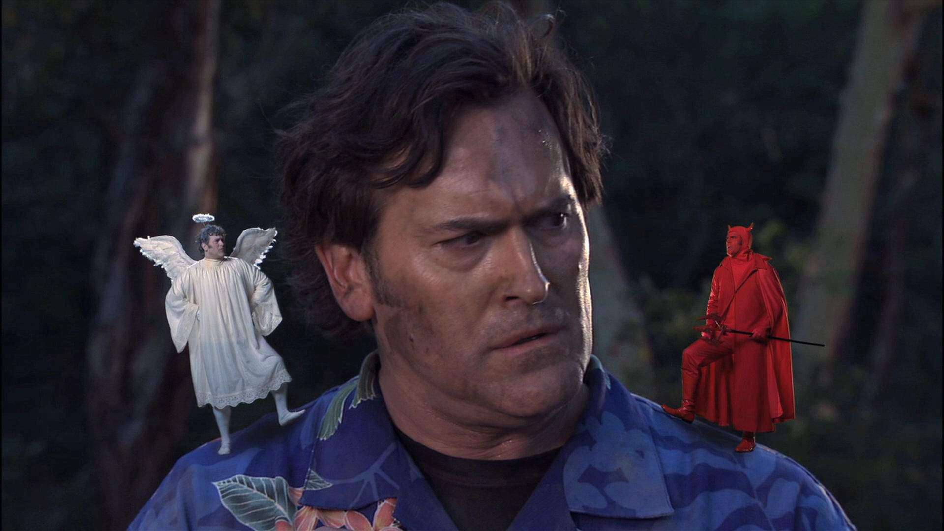 bruce campbell - Bruce Campbell Still Working on The Expendables of Horror Idea