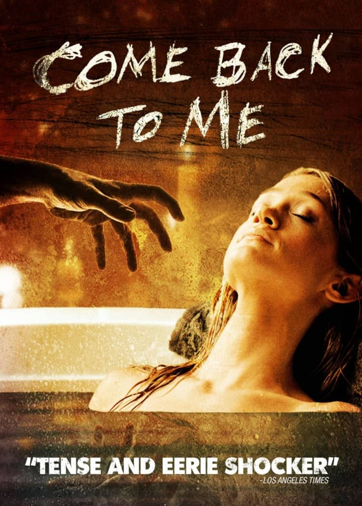 comoebacktome dvd 734x1024 - Come Back to Me Comes Back on DVD March 10th