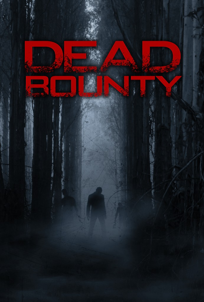 dead bounty poster 691x1024 - Exclusive: Dead Bounty Lobby Cards Debut