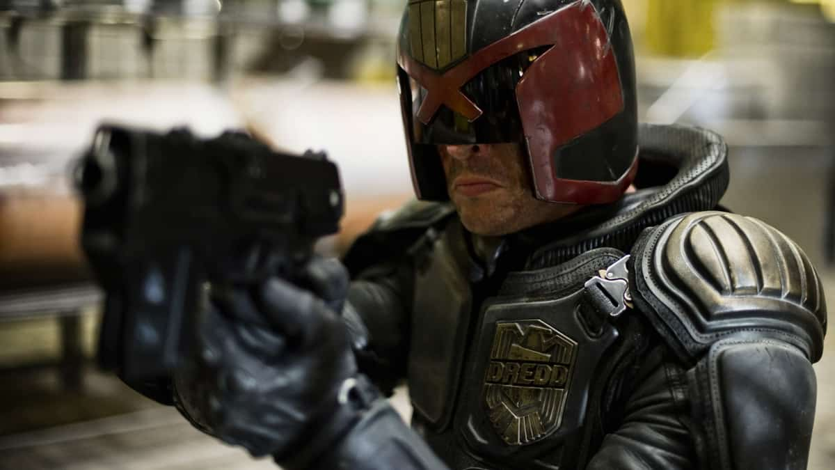 Karl Urban in talks for Judge Dredd TV series Mega-City One