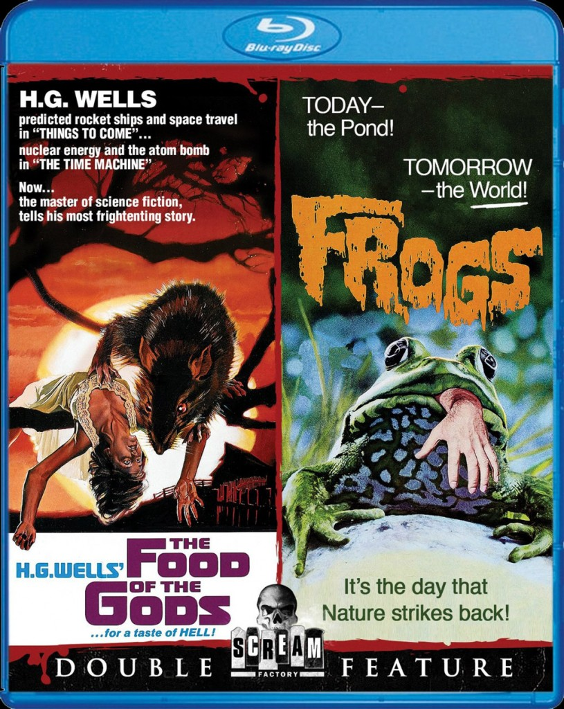 food frogs 815x1024 - Scream Factory Announces Two Creature Double Feature Blu-rays
