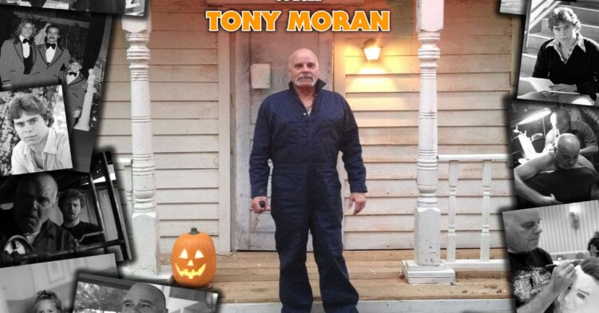 Horror Icon Tony Moran
