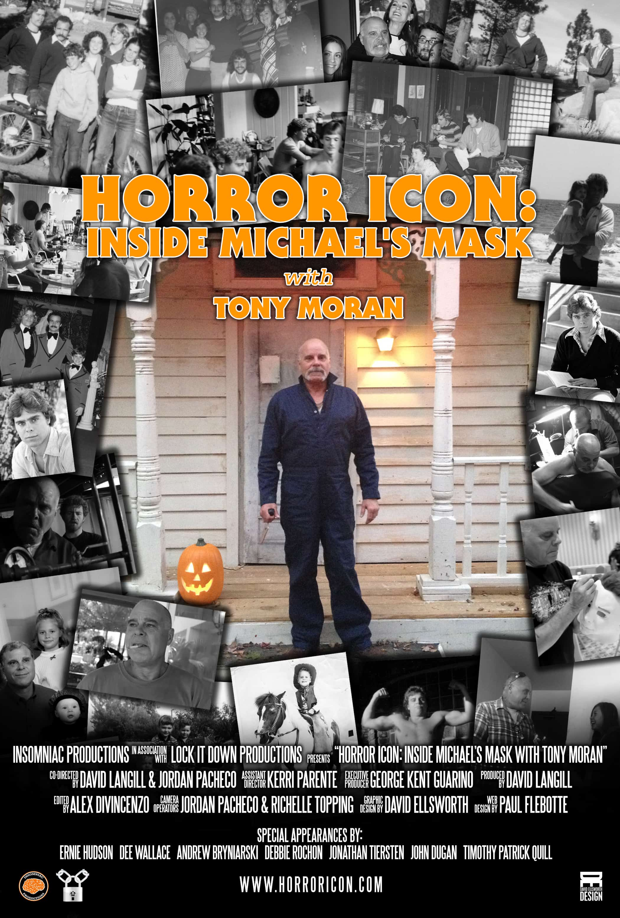 Horror Icon Tony Moran
