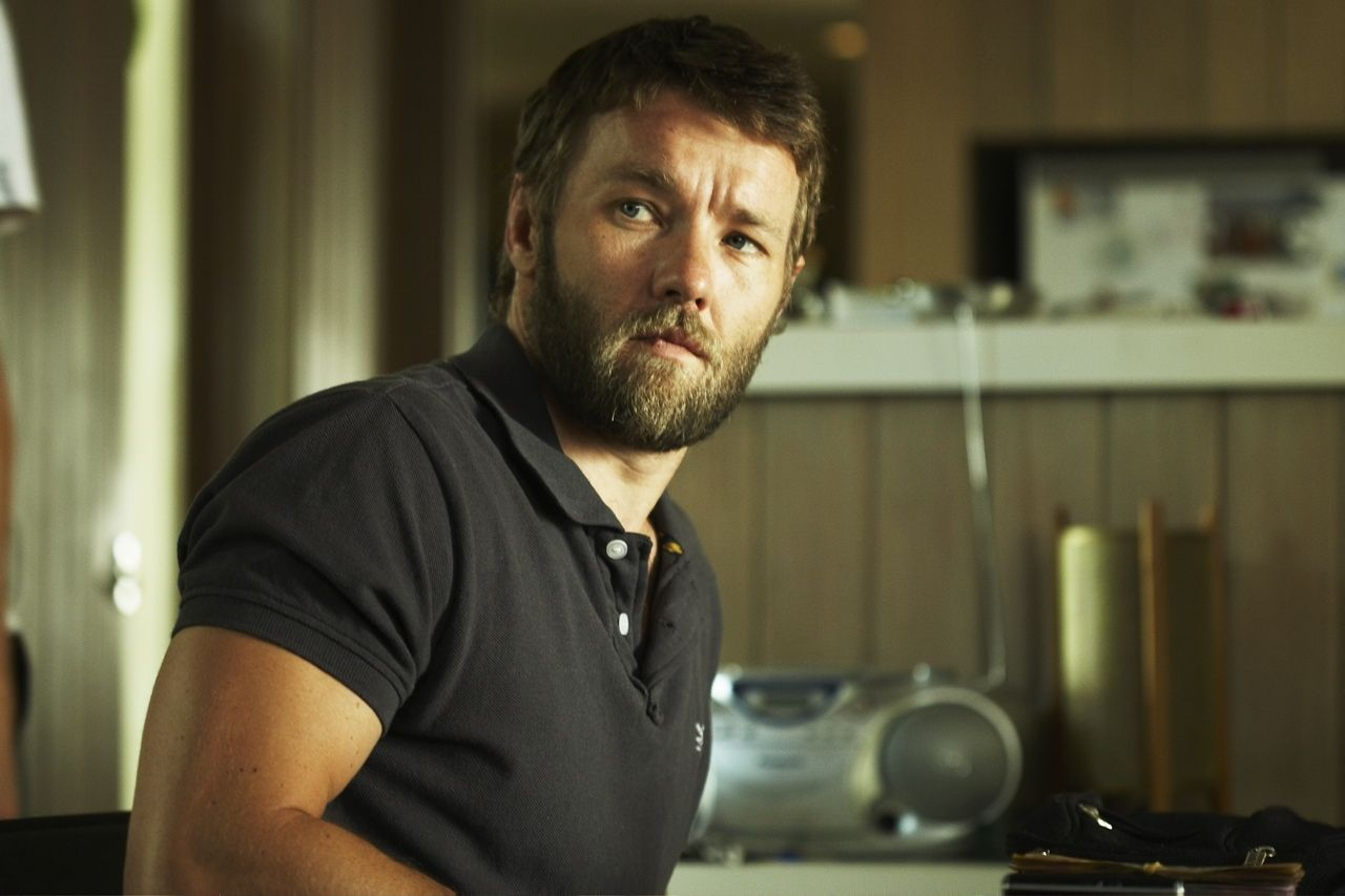 joel edgerton - Joel Edgerton Receives The Gift