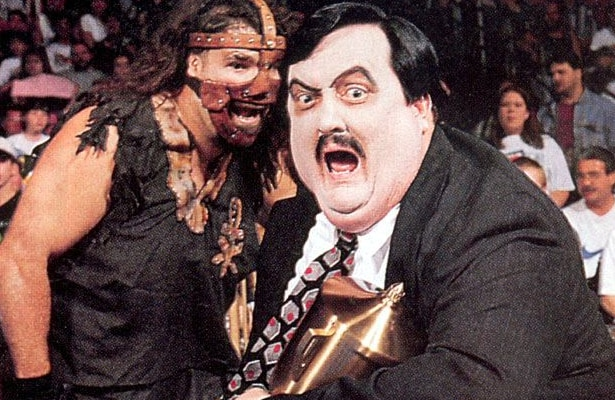 mankind - 10 of the Most Memorable Horror-Inspired Professional Wrestlers