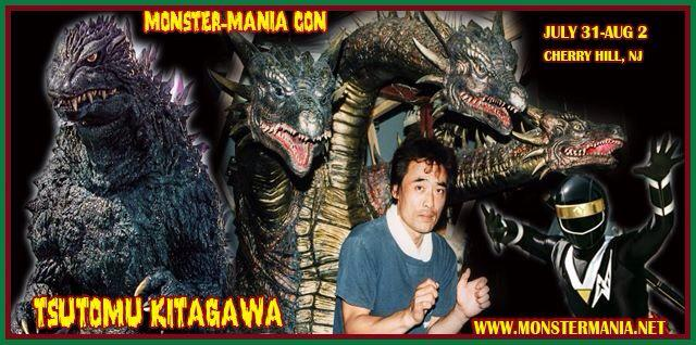 monster mania 1 - July Monster-Mania Convention Home to a Kaiju Reunion