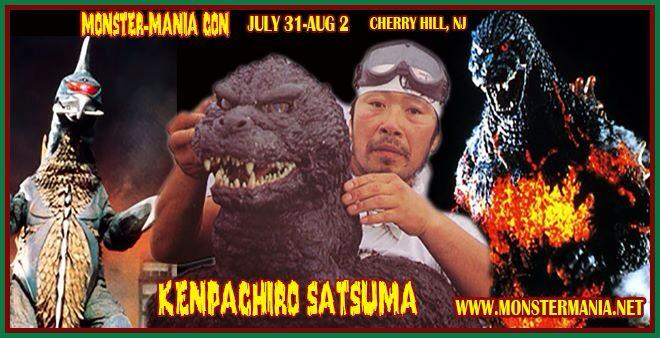 monster mania 3 - July Monster-Mania Convention Home to a Kaiju Reunion