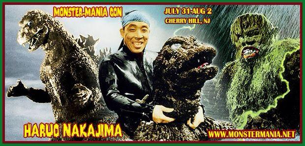 monster mania 4 - July Monster-Mania Convention Home to a Kaiju Reunion