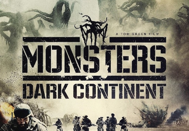 monsters dark continent poster new s - Monsters: Dark Continent - Official Artwork Premiere
