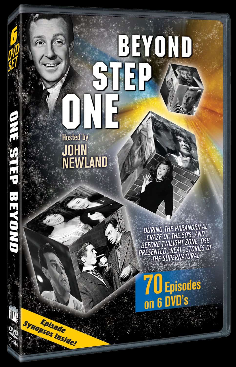 one step beyond - Go One Step Beyond on DVD