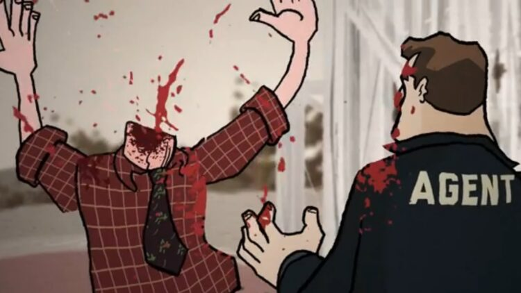 red 750x422 - Crazy Original Ending to Kevin Smith's Red State Comes to Animated Life