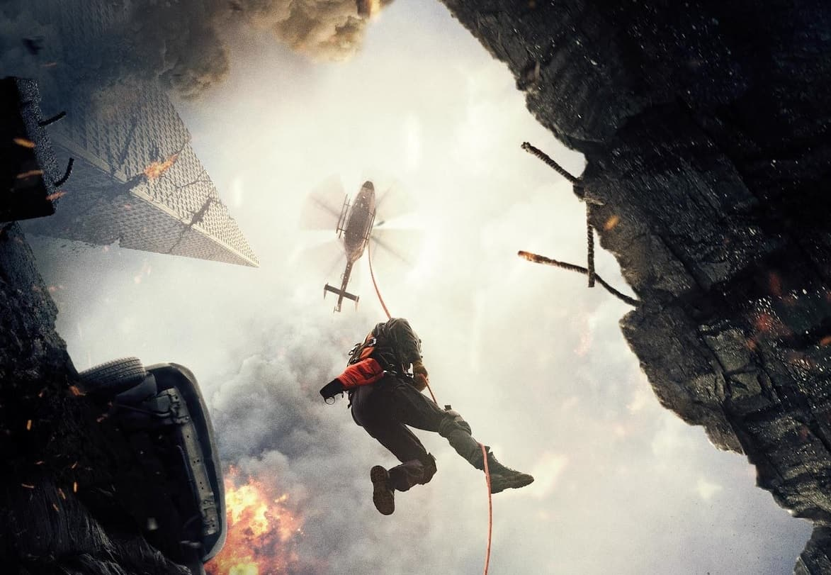 san2 - The Rock Saves the World in Destructive San Andreas Trailer