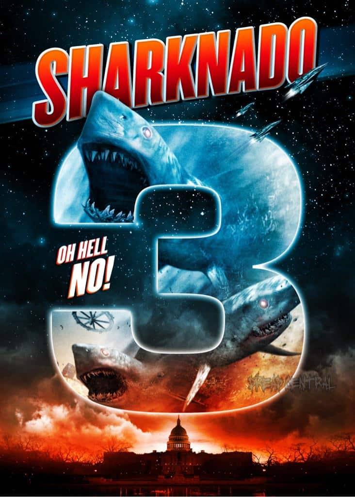 sharknado 3 - Sharknado 3 Officially Titled; Release Info Announced