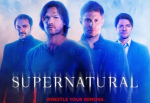 supernatural featured 300x207 - No Foolin' in this Clip from Supernatural Episode 10.19 - The Werther Project
