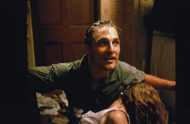 tcm matthew mcconaughy - Matthew McConaughey Forgets He Was in Texas Chainsaw Massacre: The Next Generation