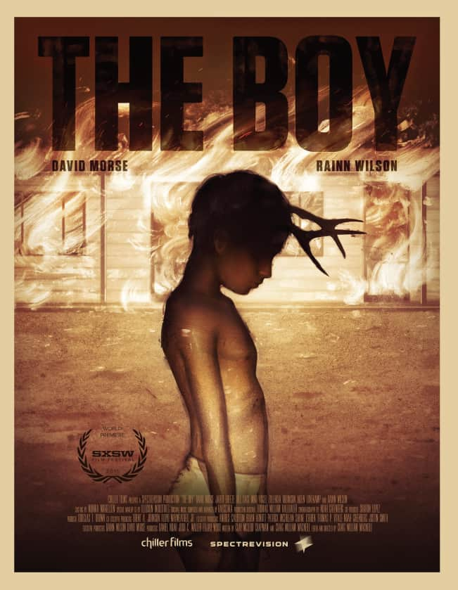 theboy - Boy, The (2015)