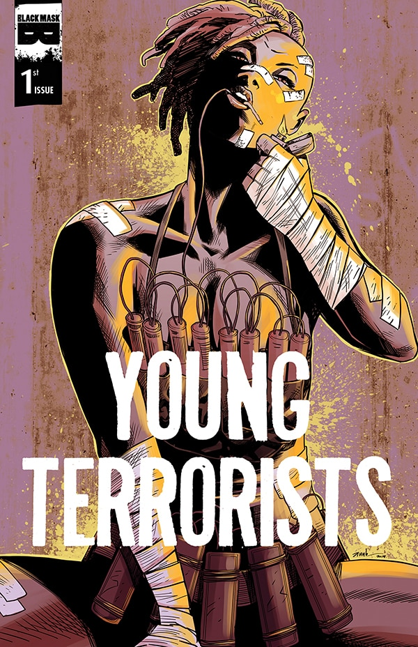 youngterrorists - Matt Pizzolo's Young Terrorists Kicks Off in May; More Announcements to Come