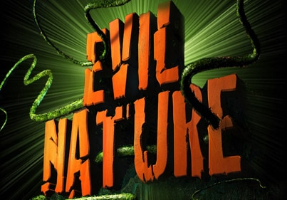 Evil Nature Posters - Explore the Evil Nature of this Proof of Concept Trailer