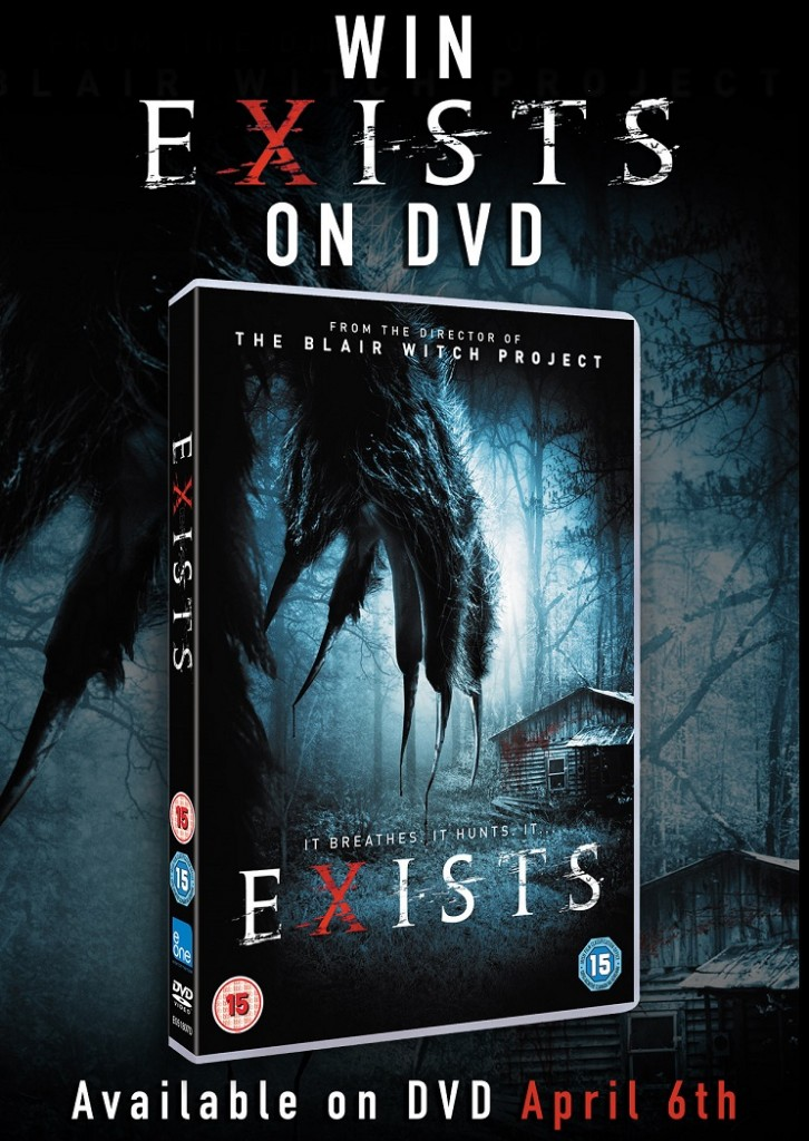 Exists UK DVD Giveaway