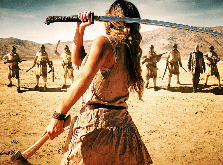 The Last Survivors DVD Sleeve s - New Clip from The Last Survivors Delivers Post-Apocalyptic Violence