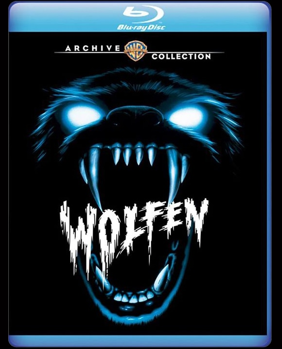 Wolfen Blu ray s - Wolfen Howling Again on Blu-ray Courtesy of Warner Archive