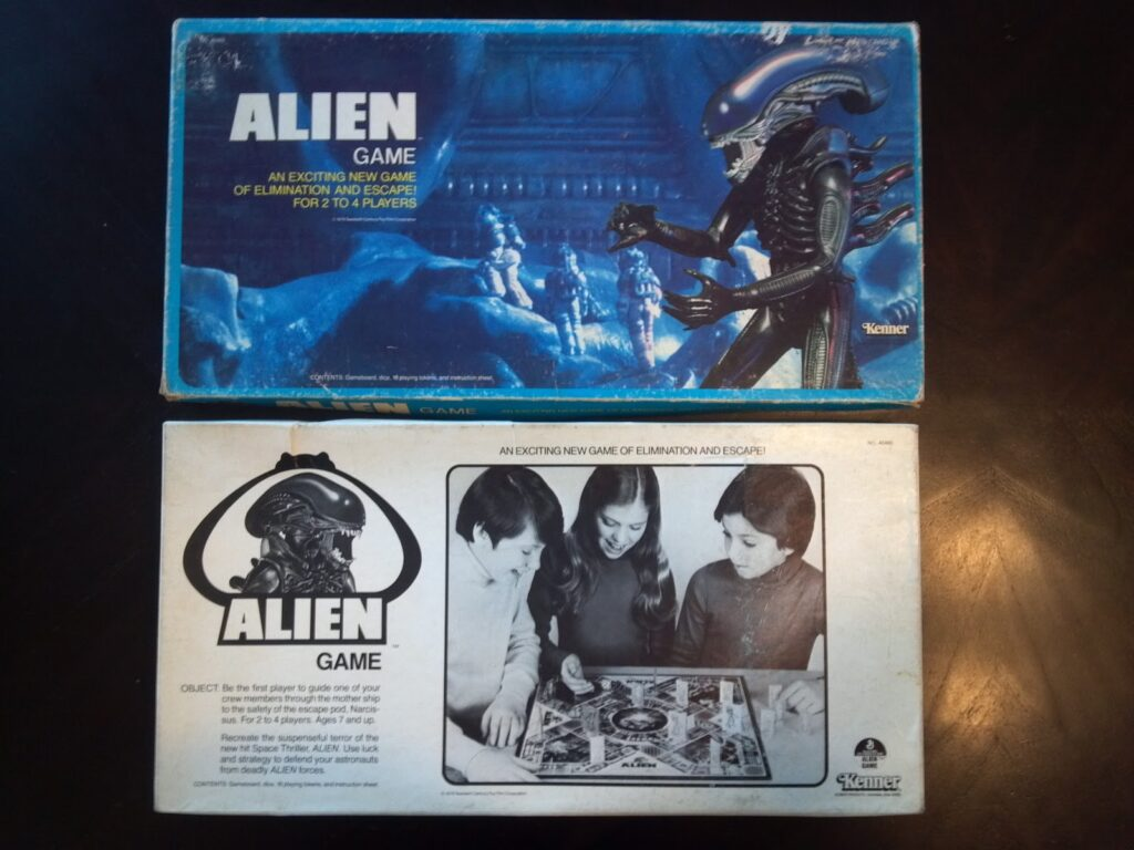 alien 1024x768 - 10 Horror Movies That Were Turned Into Board Games