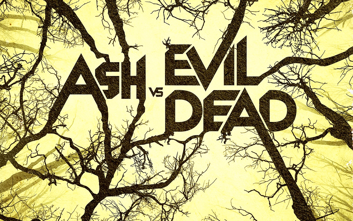 ashvsevildeadthumb - #SDCC15: Ash vs. Evil Dead - Gory New Details from Bruce Campbell, Sam Raimi, and More!