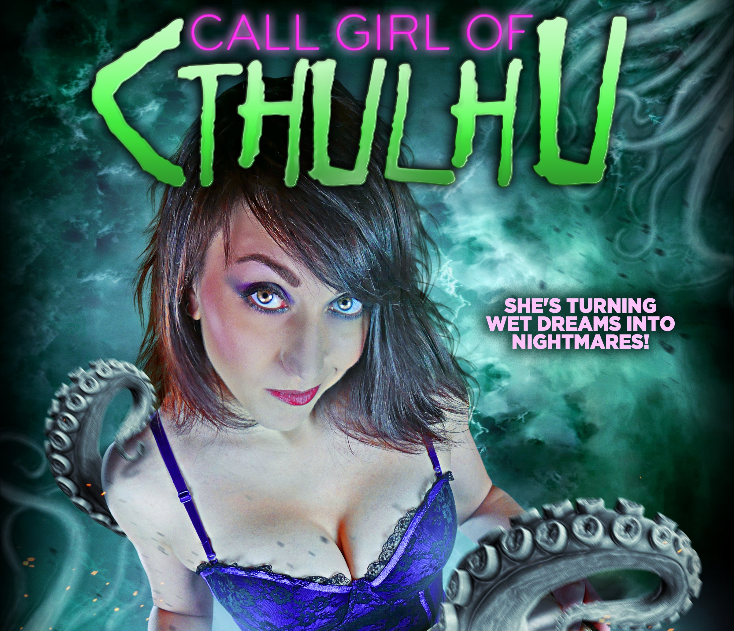 Call Girl of Cthulhu Rings Up a New Trailer and Artwork ...