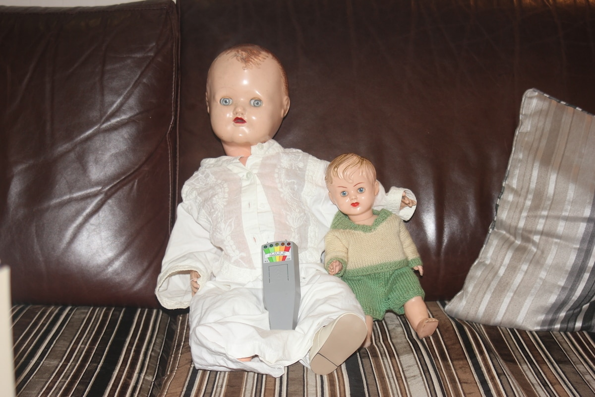 Real Life Possessed Dolls FOR SALE - Dread Central