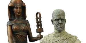 mummy2s 300x150 - Exclusive Early Look at Diamond Select's Universal Monsters Mummy and Wolfman Version 2 Action Figures