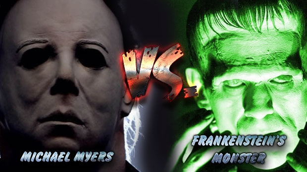 Michael Myers vs Frankenstein's Monster