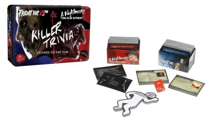 trivia - 10 Horror Movies That Were Turned Into Board Games