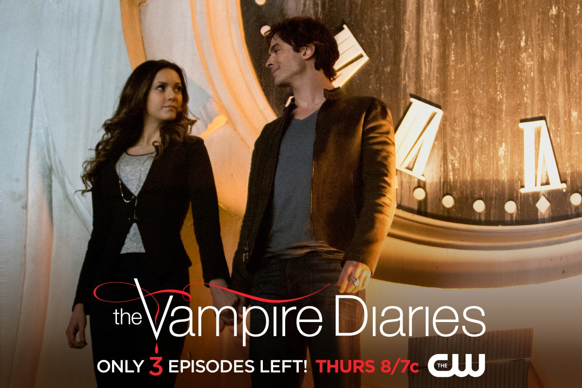 tvd3episodes - Producers' Preview Goes Inside The Vampire Diaries Episode 6.20 - I'd Leave My Happy Home for You