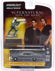1432070153264 SWANSONGFRONT1 233x300 - #SDCC15 Exclusives: Supernatural Swan Song Variant Metallicar & Road Trip to San Diego T-Shirt