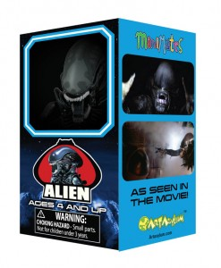 AlienBox copy 247x300 - #SDCC15 Exclusives: Diamond Select Reveals 1979-Style Alien Minimate & Masked Predator Bottle Opener