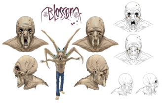 DUTM 1 336x208 - Exclusive Digging Up the Marrow Concept Art and Clip