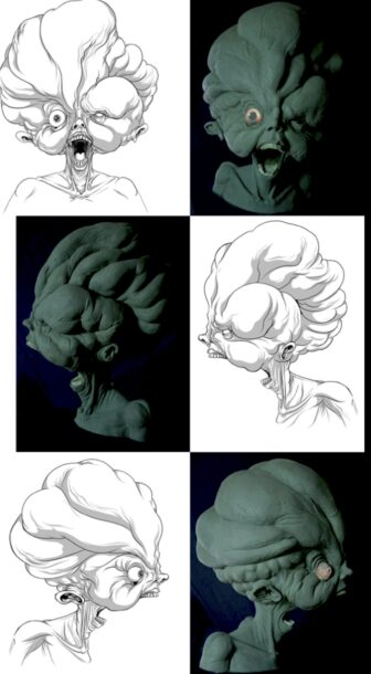 DUTM 7 336x610 - Exclusive Digging Up the Marrow Concept Art and Clip