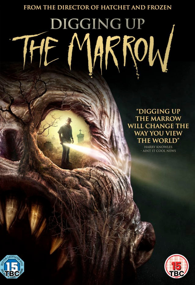 Digging up the Marrow UK DVD Sleeve1 - Exclusive: Dig Up Horrors with an Interactive Map of UK Monsters