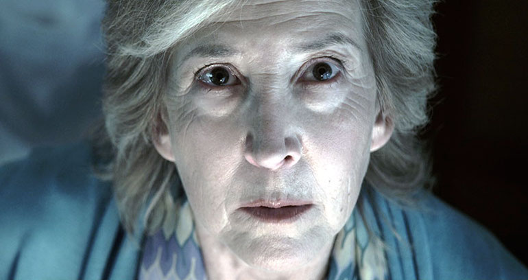 Insidious Lin Shaye - Lin Shaye Is Officially the Godmother of Horror