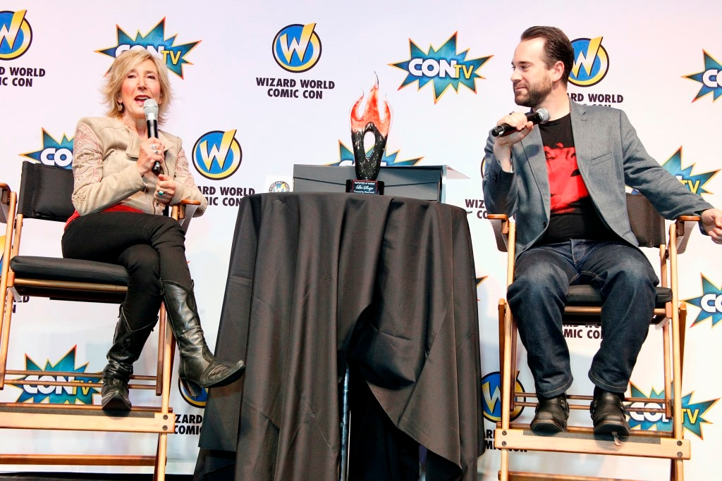 Lin Shaye Godmother of Horror Image 1 - Lin Shaye Is Officially the Godmother of Horror