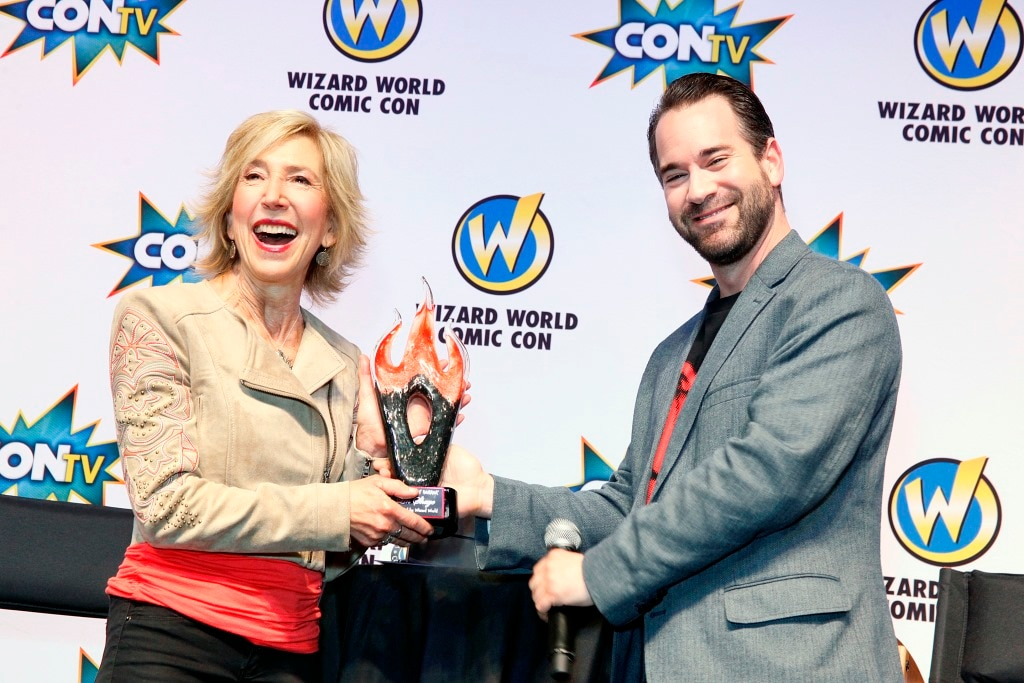 Lin Shaye Godmother of Horror Image 2 - Lin Shaye Is Officially the Godmother of Horror