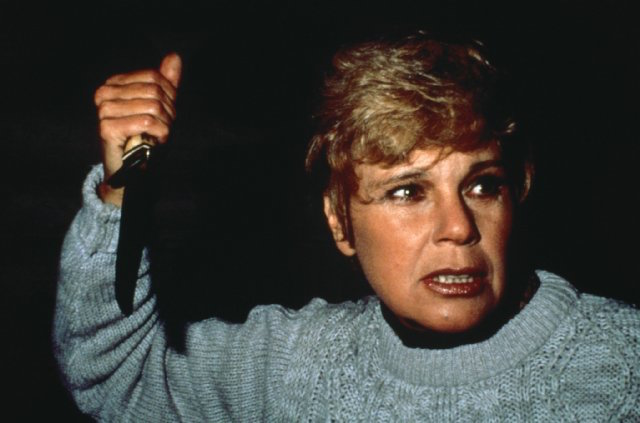 Betsy Palmer as Pamela Voorhees in Sean S. Cunningham's 'Friday the 13th'- Courtesy of Paramount Pictures