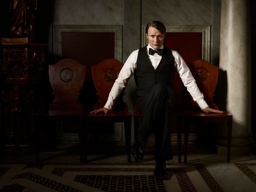 NUP 167424 0551 - Hannibal Season 3 Promo: Dr. Lecter and Charles Manson Have a Killer Conversation