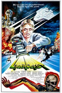 ORIGINAL POSTER 200x300 - Stephen Romano's RETRO 13 - Son of Laserblast