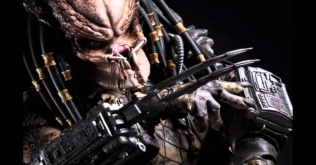 Predator Dark Ages (2015)