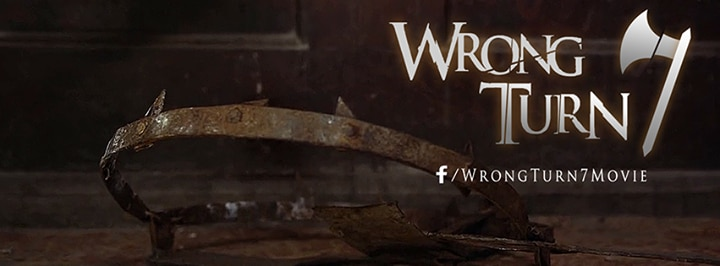 Wrong Turn 7 Facebook Banner - Wrong Turn 7 Launches Facebook Page, Promises 2017 Release