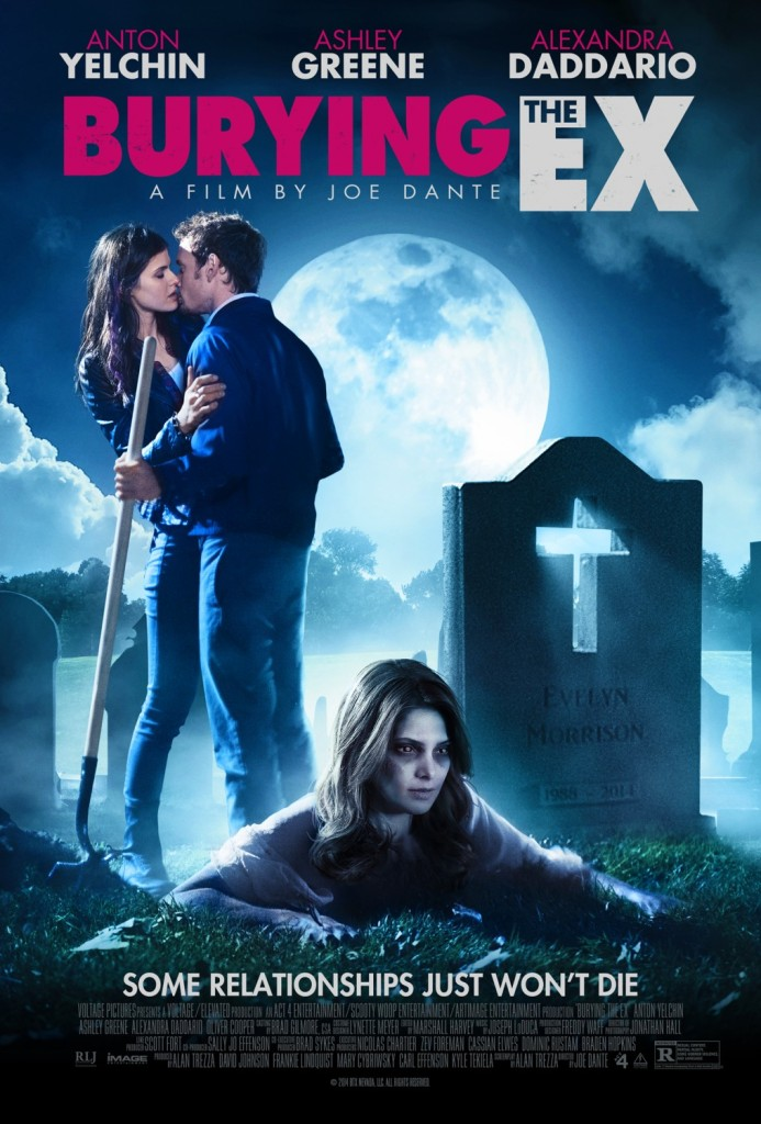 burying the ex - New Burying the Ex Poster Unearthed