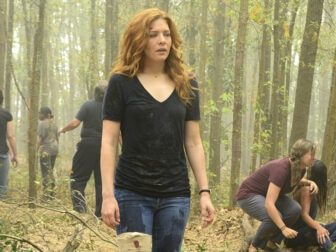 dome 106414 0090b 336x252 - Under the Dome Season 3 Image Gallery and a Pair of Previews