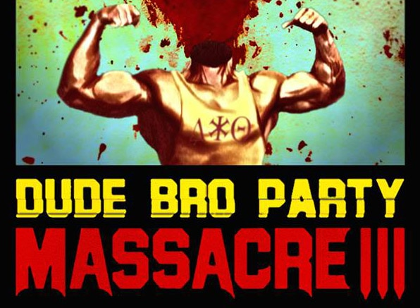 dudebropartymassacreiiis - New Trailer for Dude Bro Party Massacre III Promises a Rager of a Horror Comedy